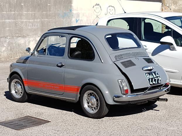 sold fiat 500 - anni 60 - anni 60 - used cars for sale - autouncle