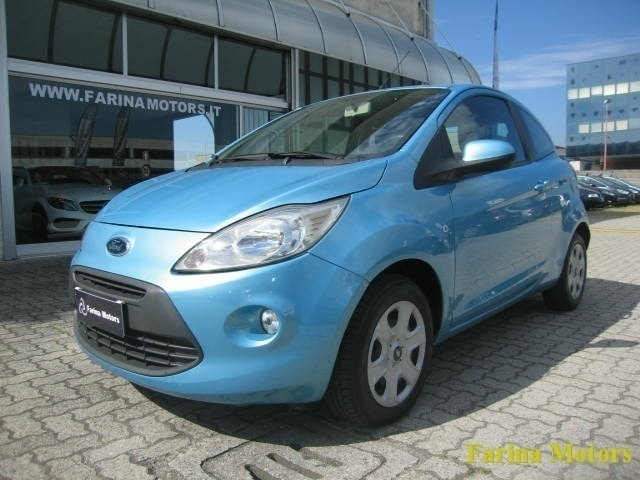 usato 1 3 tdci 75cv titanium cdpf bs ford ka 2011 km in torino to. Black Bedroom Furniture Sets. Home Design Ideas