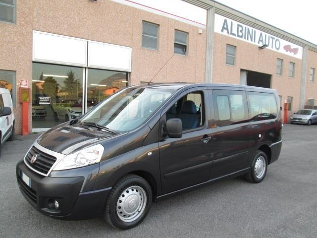 sold fiat scudo panorama pl 9 posti used cars for sale autouncle. Black Bedroom Furniture Sets. Home Design Ideas