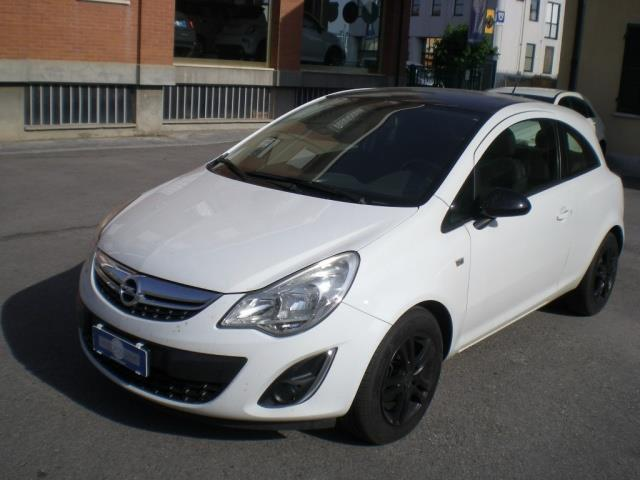 sold opel corsa 1 3 cdti 75cv f ap used cars for sale. Black Bedroom Furniture Sets. Home Design Ideas