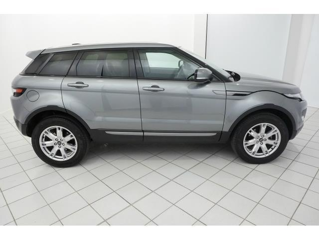 Sold Land Rover Range Rover evoque. - used cars for sale