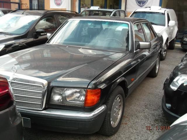 Sold Mercedes S300 Seriese Cat Used Cars For Sale