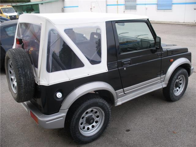 sold suzuki samurai 1 9 td cabriol used cars for sale. Black Bedroom Furniture Sets. Home Design Ideas