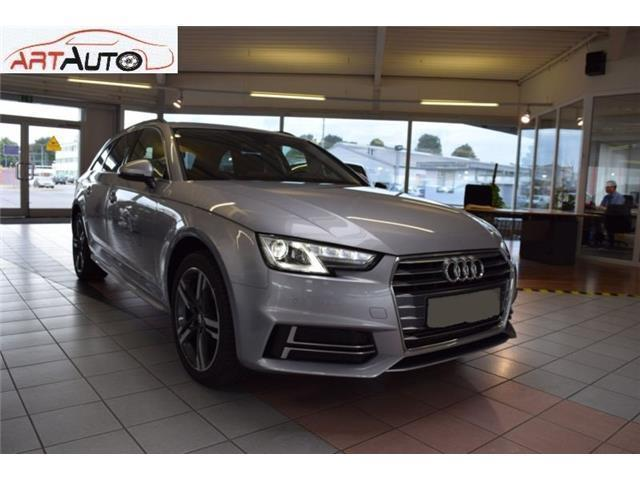 sold audi a4 avant 2 0 tfsi s tron used cars for sale. Black Bedroom Furniture Sets. Home Design Ideas