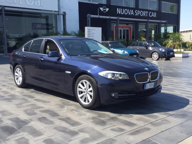 1/4 Usata BMW 520 Serie 5 D Futura Del 2012 Usata A Catania