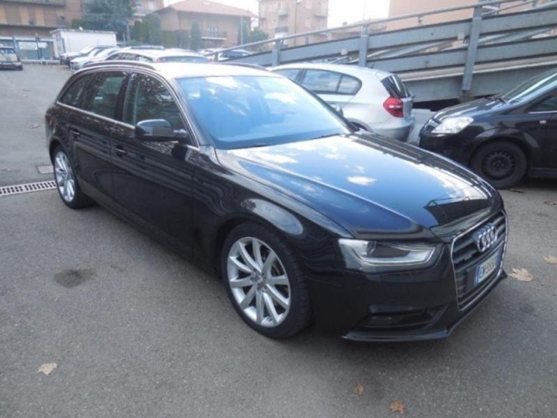 usata Audi A4 Avant 3.0 V6 TDI 245 CV quattro S tronic Ambiente del 2012 usata a Casalgrande