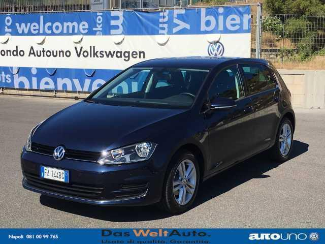 golf vii compra vw golf vii usate auto in vendita. Black Bedroom Furniture Sets. Home Design Ideas