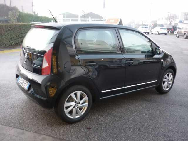 sold seat mii 1 0 68 cv 5 porte st used cars for sale. Black Bedroom Furniture Sets. Home Design Ideas