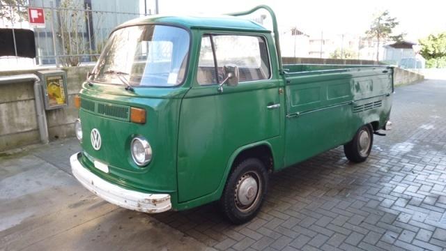 Sold vw t2 autocarro cassonato used cars for sale for Furgone anni 70 volkswagen