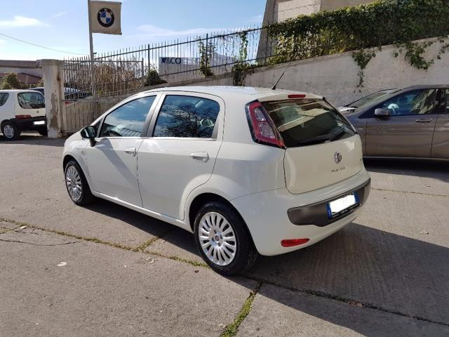 usata Fiat Punto Evo 1.3 Mjt 75 CV 5 porte Dynamic