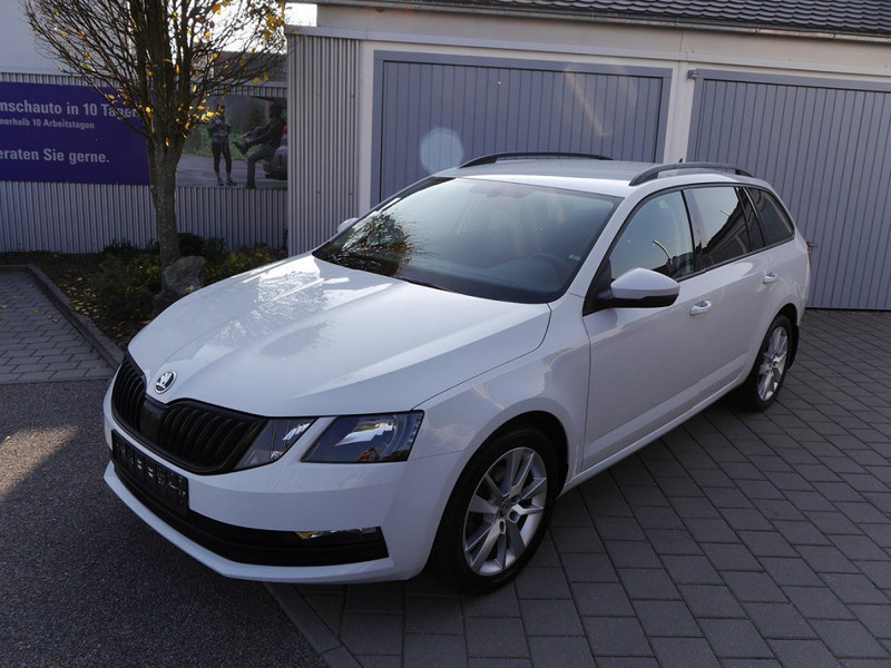 sold skoda octavia combi 1.4 tsi a. - used cars for sale