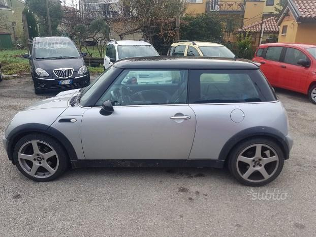 sold mini cooper 1 6 115cv 2003 used cars for sale autouncle. Black Bedroom Furniture Sets. Home Design Ideas