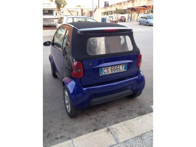 sold smart fortwo cabrio coup ca used cars for sale. Black Bedroom Furniture Sets. Home Design Ideas