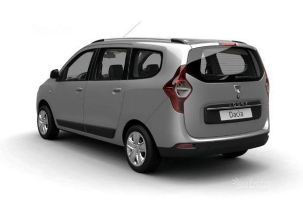 sold dacia lodgy 1 5 dci 8v 90cv s used cars for sale autouncle. Black Bedroom Furniture Sets. Home Design Ideas