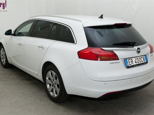 Schemi Elettrici Opel Insignia : Sold opel insignia cdti cosmo used cars for sale