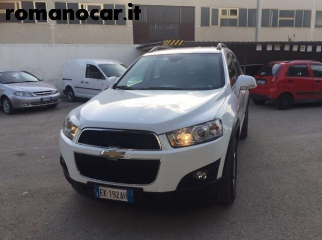 Sold Chevrolet Captiva 22 Vcdi 16 Used Cars For Sale Autouncle