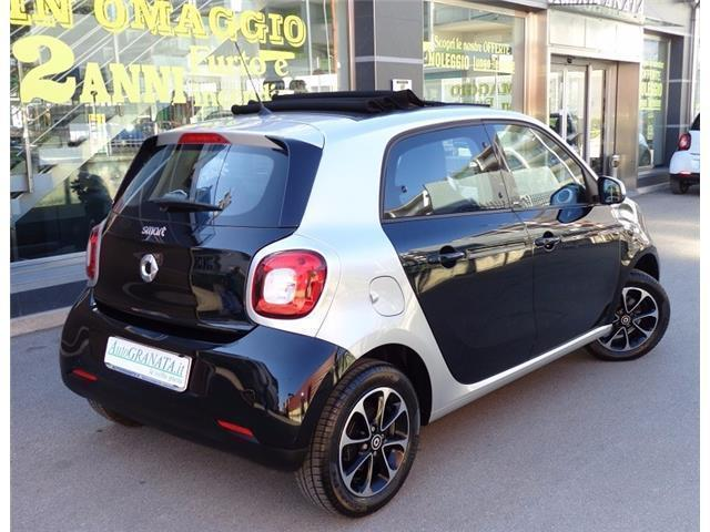 venduto smart forfour 1 0 passion 71c auto usate in vendita. Black Bedroom Furniture Sets. Home Design Ideas