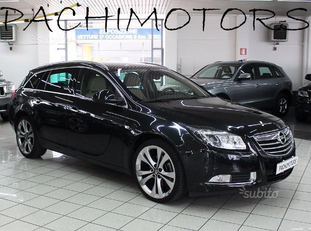 Schemi Elettrici Opel Insignia : Sold opel insignia turbo s used cars for sale