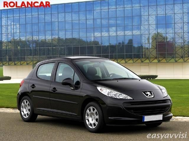 sold peugeot 207 1 6 hdi 90cv 5p used cars for sale autouncle. Black Bedroom Furniture Sets. Home Design Ideas