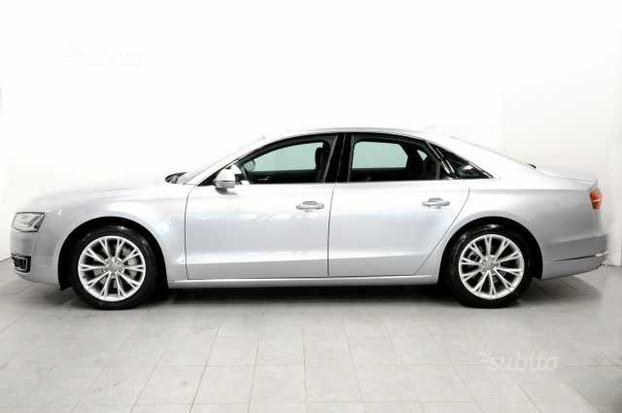 Audi a8 usate lombardia 11