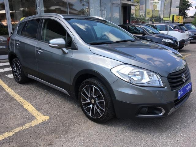 sold suzuki sx4 s cross 1 6 d 120c used cars for sale. Black Bedroom Furniture Sets. Home Design Ideas