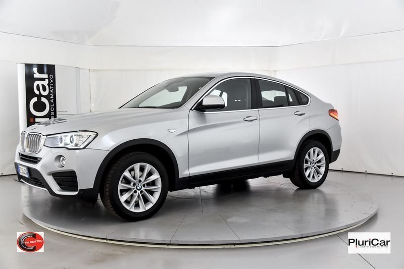 Sold BMW X4 usata del 2015 a Bagno. - used cars for sale