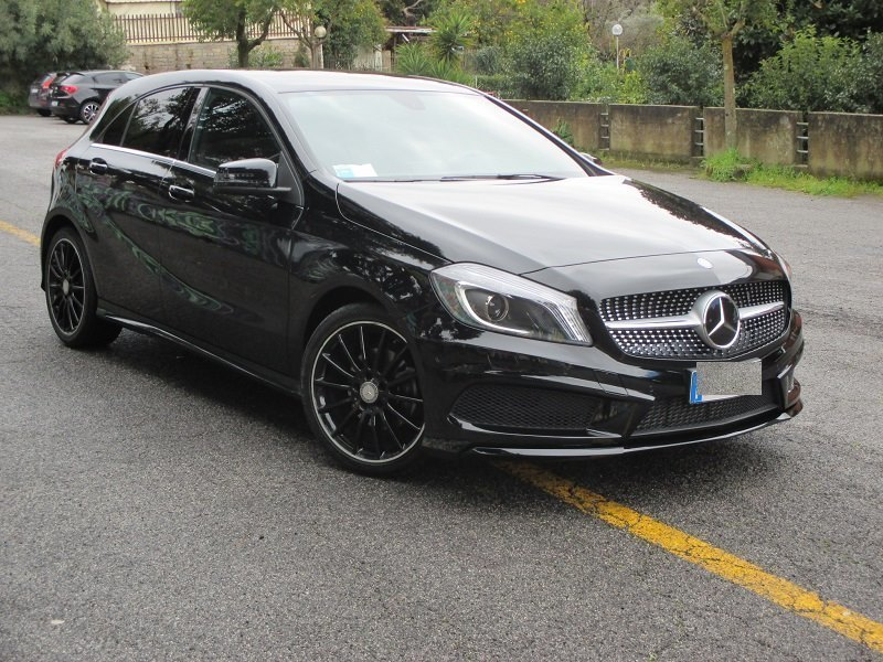 sold mercedes a160 classe a 160 cd used cars for sale. Black Bedroom Furniture Sets. Home Design Ideas