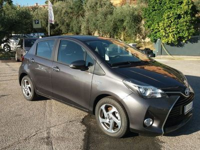 sold toyota yaris km0 del 2017 a f. - used cars for sale - autouncle