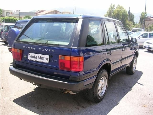 gebraucht Land Rover Range Rover 2.5 DT con sospenz.MODIFICATE