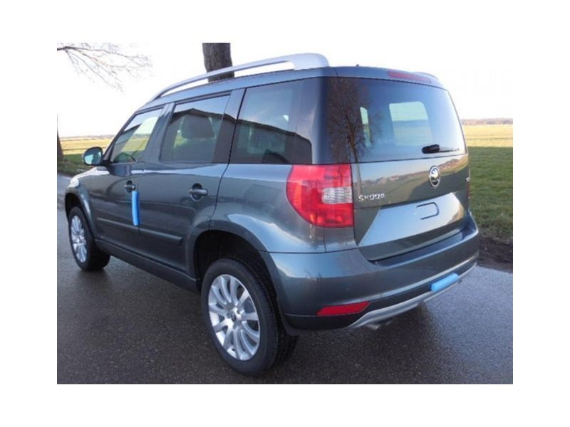 sold skoda yeti 1 4tsi ambition si used cars for sale autouncle. Black Bedroom Furniture Sets. Home Design Ideas