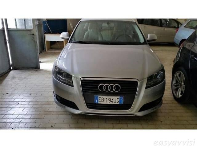 usato 1 6 tdi 105 cv cr s tronic attraction audi a3 2010 km in brescia bs. Black Bedroom Furniture Sets. Home Design Ideas