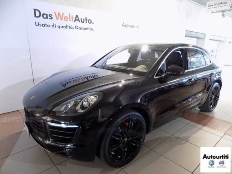 Sold Porsche Macan S Diesel Del 20 Used Cars For Sale