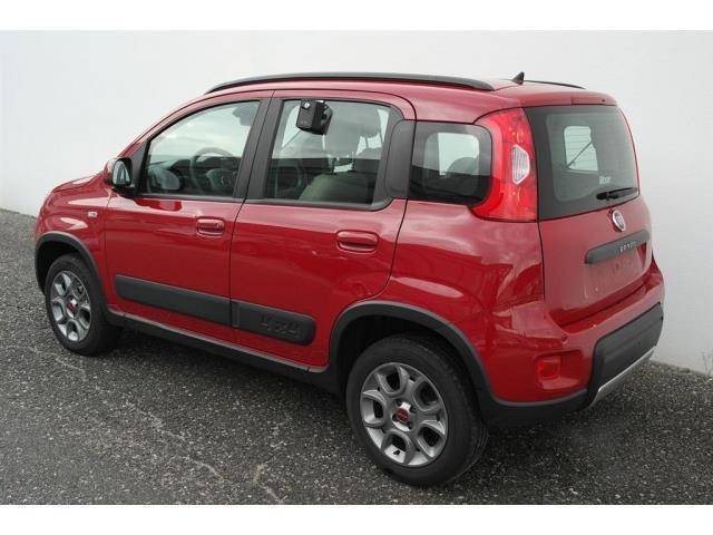 sold fiat panda 4x4 1 3 mjt rock used cars for sale. Black Bedroom Furniture Sets. Home Design Ideas