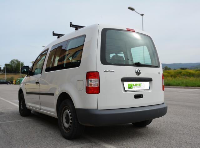 usato caddy van 1 9 diesel1 9 tdi 105 tramper dpf vw caddy 2009 km in. Black Bedroom Furniture Sets. Home Design Ideas