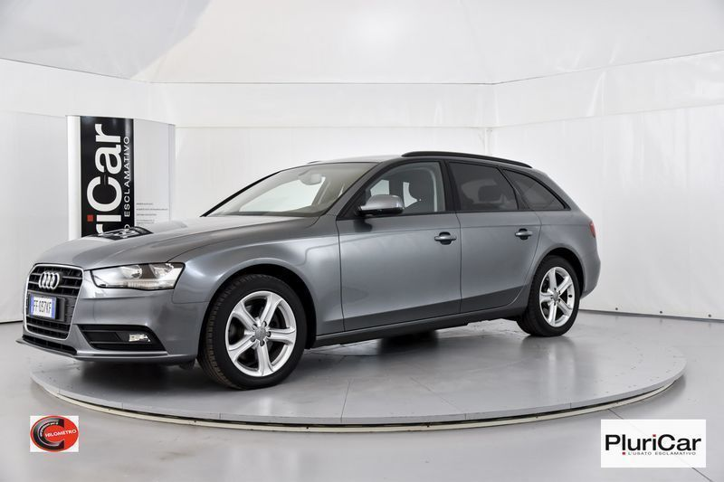 usata Audi A4 Avant 2.0 TDI 177CV Multitronic Advanced