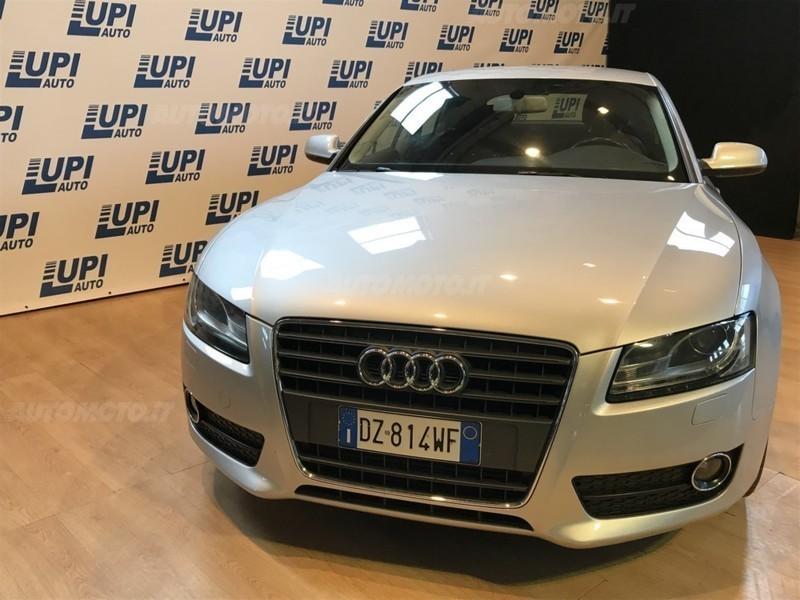 Audi a5 sportback usata 2010 5