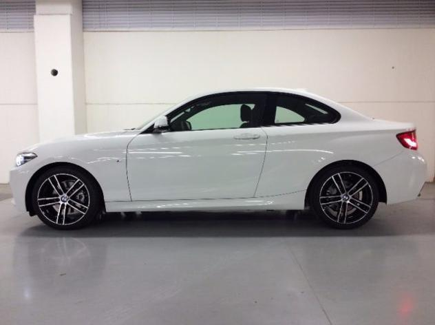 sold bmw 220 serie 2 coupé d mspor. - used cars for sale