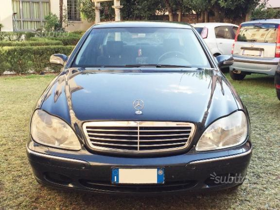 sold mercedes s320 cdi 2000 used cars for sale autouncle. Black Bedroom Furniture Sets. Home Design Ideas