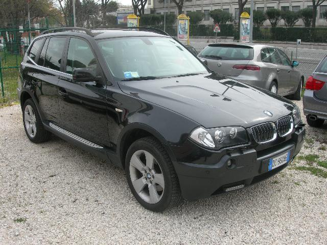 sold bmw x3 3 0 d automatica attiva used cars for sale. Black Bedroom Furniture Sets. Home Design Ideas