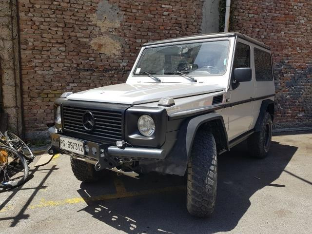 Sold mercedes g300 gd diesel anno used cars for sale for Mercedes benz g300 for sale