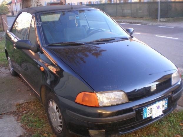sold fiat punto cabriolet used cars for sale autouncle. Black Bedroom Furniture Sets. Home Design Ideas