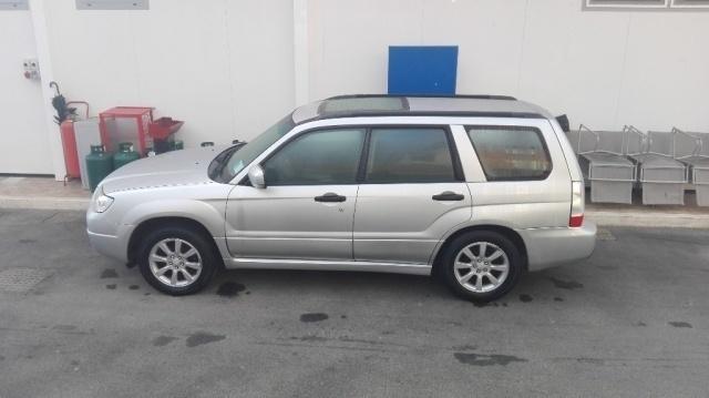 Sold subaru forester usata del 200 used cars for sale for Marini arredamenti sant angelo in vado