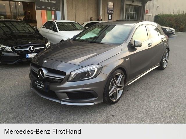 Mercedes Classe A45 : venduto mercedes a45 amg classe a4mat auto usate in vendita ~ Medecine-chirurgie-esthetiques.com Avis de Voitures