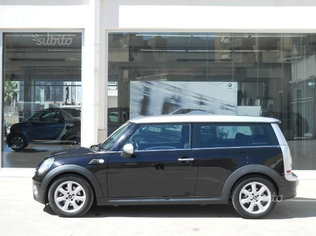 sold mini clubman r55 2010 used cars for sale. Black Bedroom Furniture Sets. Home Design Ideas