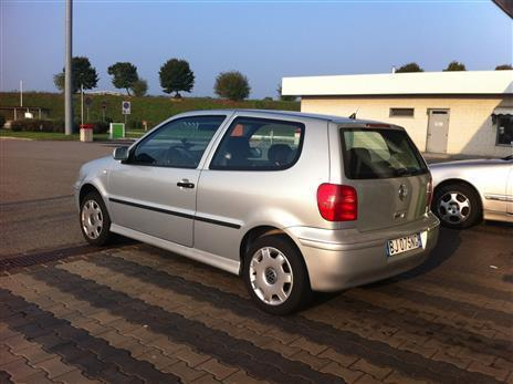 sold vw polo polo 1 4 cat 3 por used cars for sale autouncle. Black Bedroom Furniture Sets. Home Design Ideas
