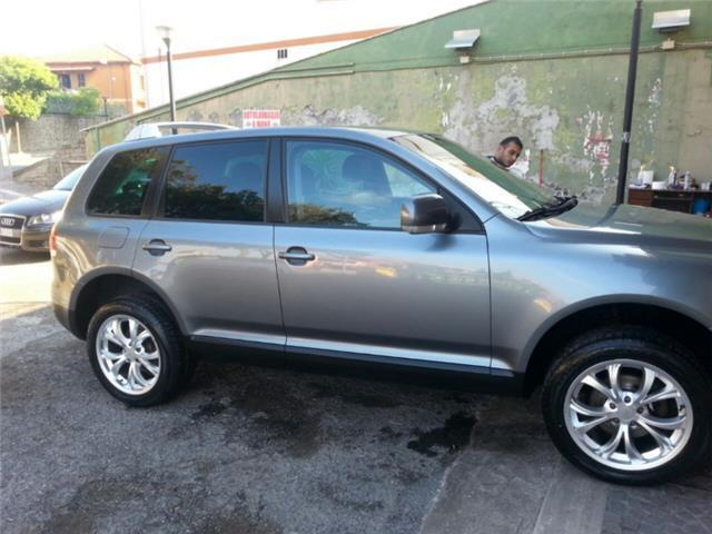 sold vw touareg 2 5 r5 tdi exclusi used cars for sale autouncle. Black Bedroom Furniture Sets. Home Design Ideas