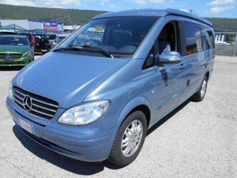 usato 3 0 cdi ambiente l mercedes viano 2008 km. Black Bedroom Furniture Sets. Home Design Ideas