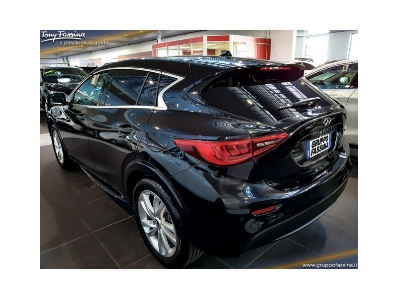 Sold Infiniti Q30 1 5 Diesel Dct B Used Cars For Sale