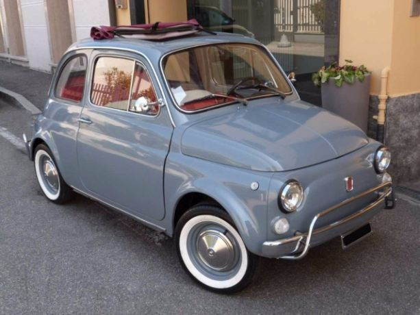 Fiat 500 D Epoca Da Restaurare In Toscana 2018 Cars Models