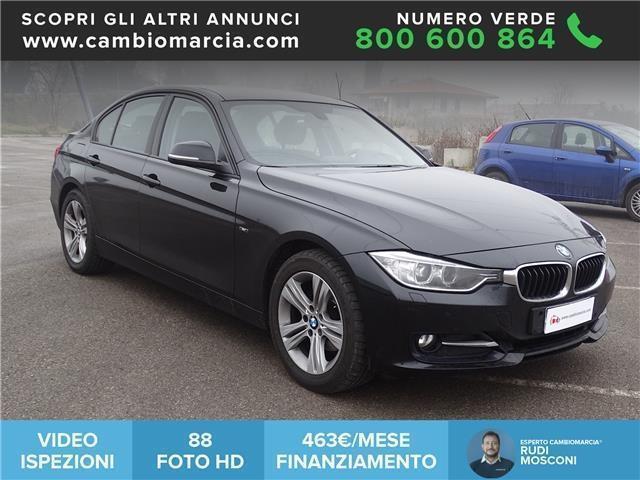 usata BMW 316 d Sport